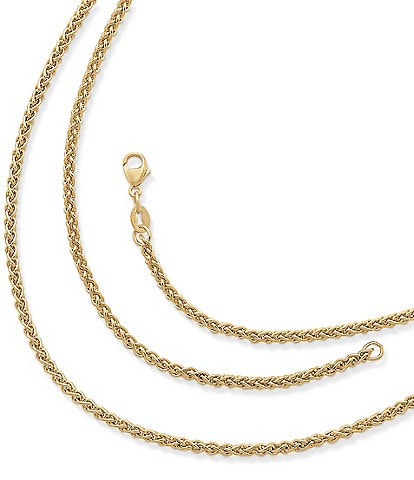 James Avery Medium Spiga Chain