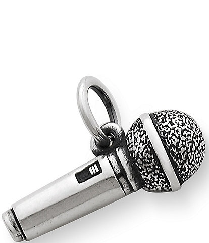 James Avery Microphone Charm
