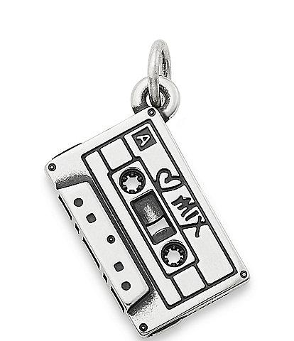 James Avery Mix-tape Charm