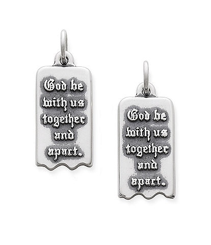 James Avery Mizpah Charm Set