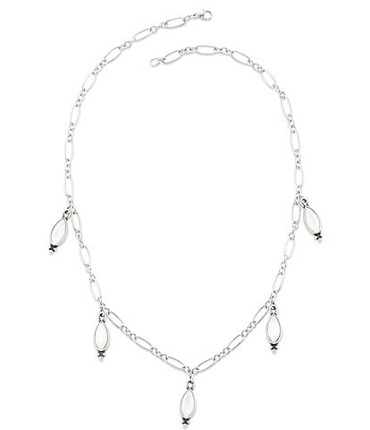 James Avery Mother of Pearl Adela Necklace
