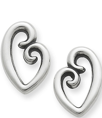 James Avery Mother's Love Stud Earrings