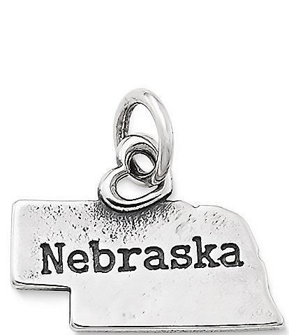 James Avery My Nebraska Charm