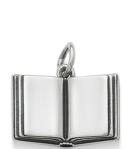 James Avery Open Book Charm
