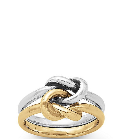James Avery Original Lovers' Knot Ring