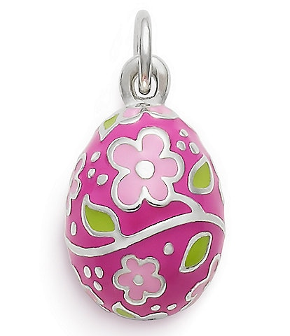 James Avery Painted Easter Charm