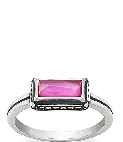 James Avery Palais Rose Doublet Ring