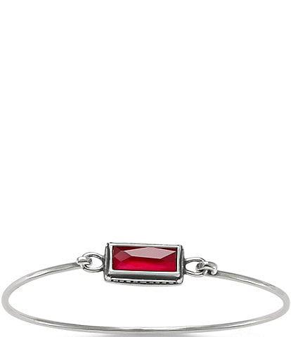 James Avery Palais Rouge Doublet Hook-On Bracelet