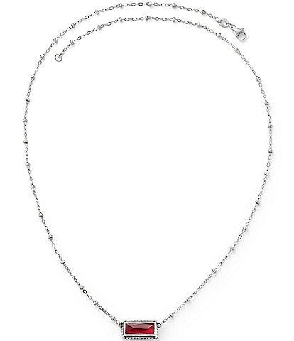 James Avery Palais Rouge Doublet Necklace