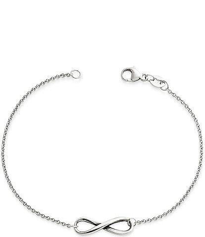 James Avery Petite Infinity Bracelet