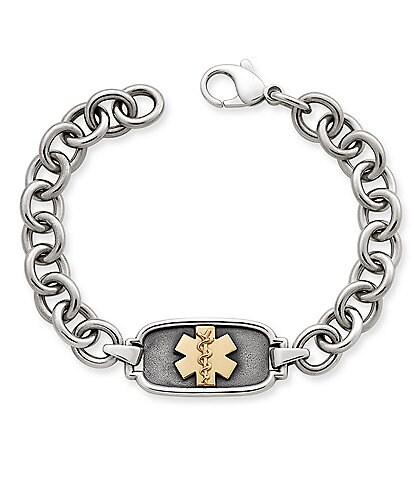 James Avery Physician-EMT Link Bracelet