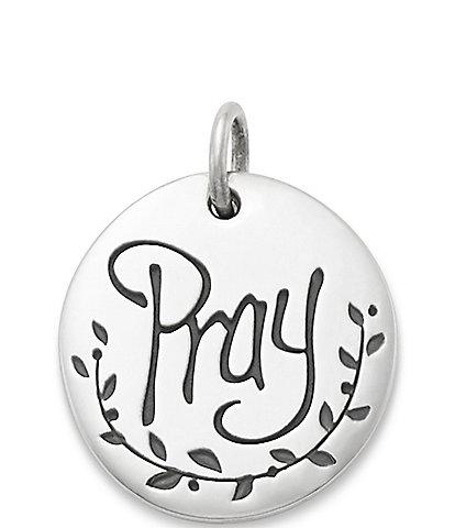 James Avery Pray Charm