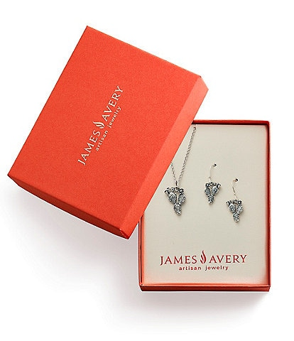 James Avery Prickly Pear Cactus Gift Set