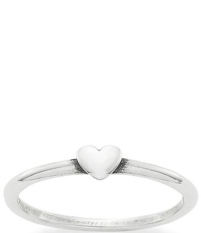 James Avery Pure Heart Ring