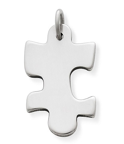 James Avery Puzzle Piece Charm