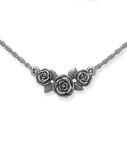James Avery Rose Necklace