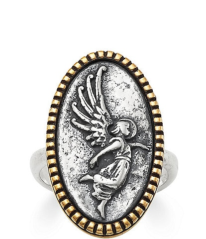 James Avery Seraphina Angel Ring