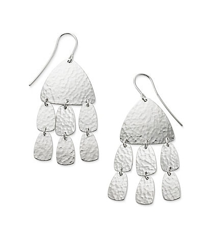 James Avery Shimmering Elements Ear Hook Earrings