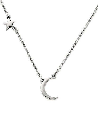 James Avery Shoot for the Moon Necklace