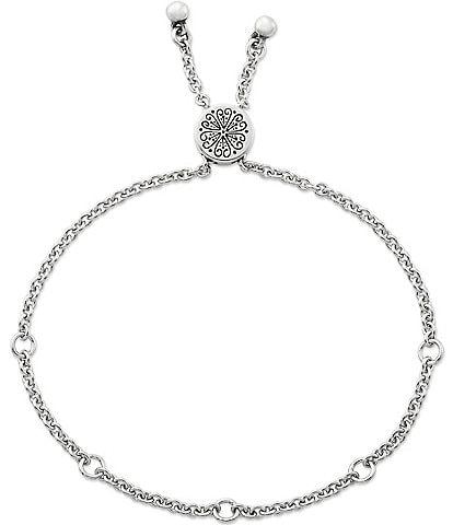 James Avery Slider Charm Bracelet