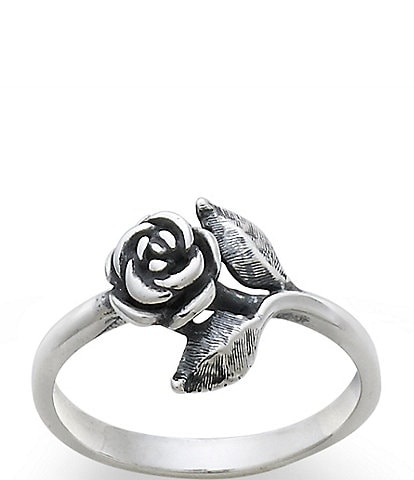 James Avery Small Rose Ring