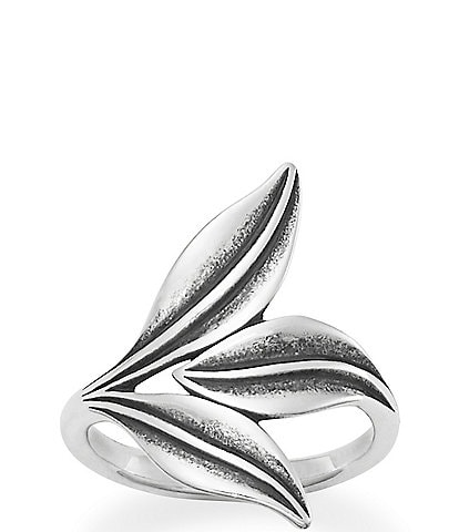James Avery Spring Leaves Ring