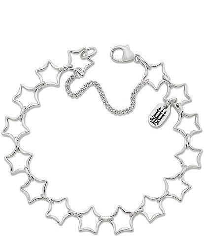 James Avery Star Charm Bracelet