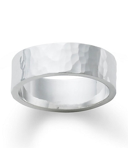 James Avery Sterling Silver Amore Band