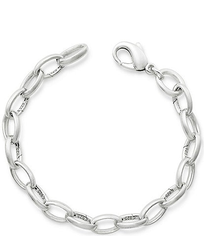 James Avery Sterling Silver Changeable Charm Bracelet