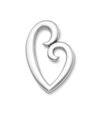 James Avery Sterling Silver Mother's Love Open Pendant