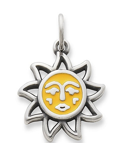 James Avery Sunny Days Enamel Charm