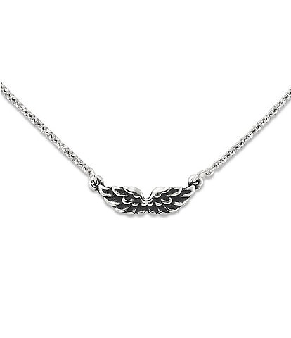 James Avery Take Flight Wing Necklace