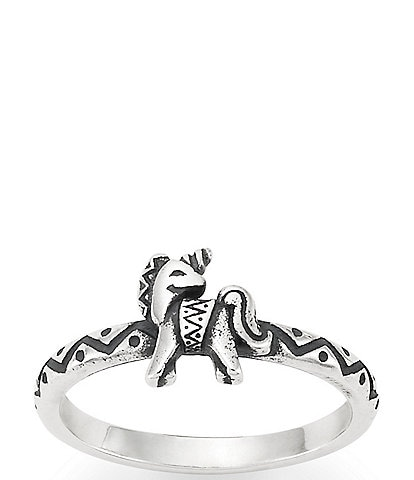 James Avery Tiny Unicorn Ring