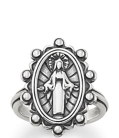 James Avery Virgin Mary Ring