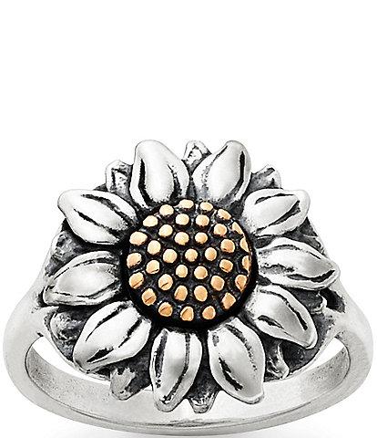James Avery Wild Sunflower Ring