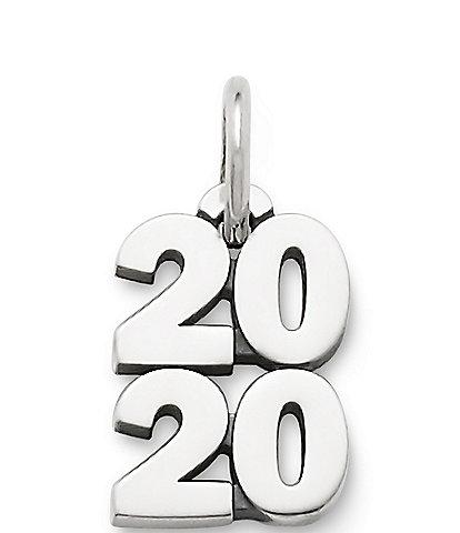 James Avery Year 2020 Charm