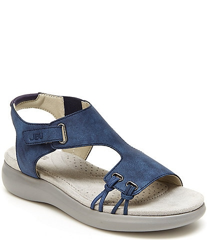 JBU by Jambu Alice Asymmetrical Lightweight Sandals