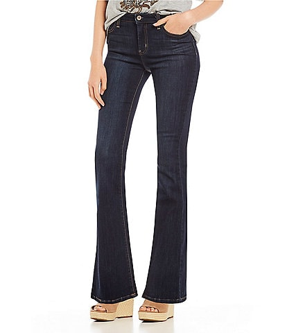 Jessica Simpson Adored High Rise Flare Jeans