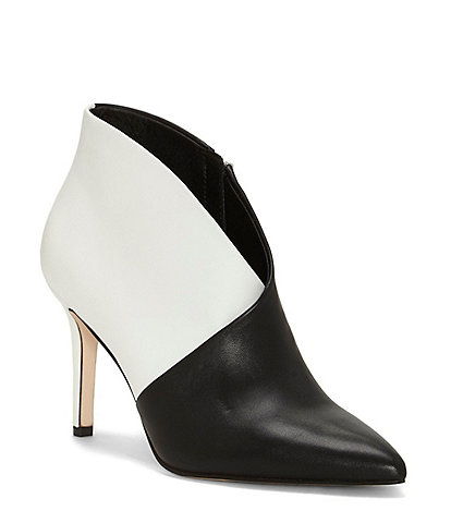 Jessica Simpson Layra Leather Envelope Shooties