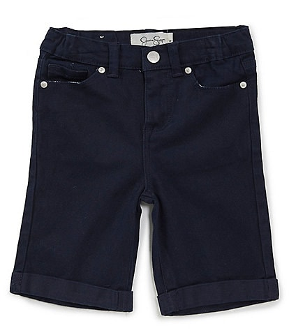 Jessica Simpson Little Girls 4-6X Hart Highrise Bermuda