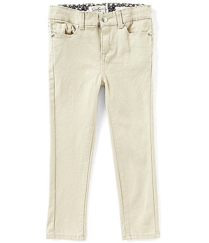 Jessica Simpson Little Girls 4-6X Kiss Me Skinny Pants
