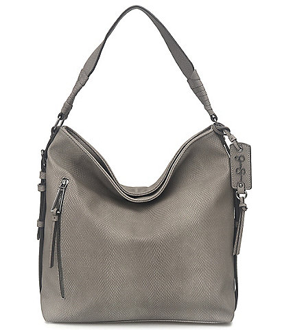 Jessica Simpson Mandy Back Zipper Hobo