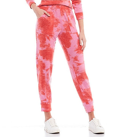 Jessica Simpson Coordinating Ryland Tie Dye Jogger Pants