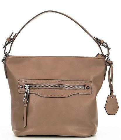 Jessica Simpson Talie Top Zip Hobo Bag