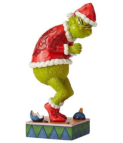 Jim Shore The Grinch Collection Sneaky Grinch Figurine