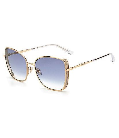 Jimmy Choo Alexis Square 59mm Sunglasses