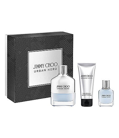 Jimmy Choo Urban Hero 3-Piece Gift Set