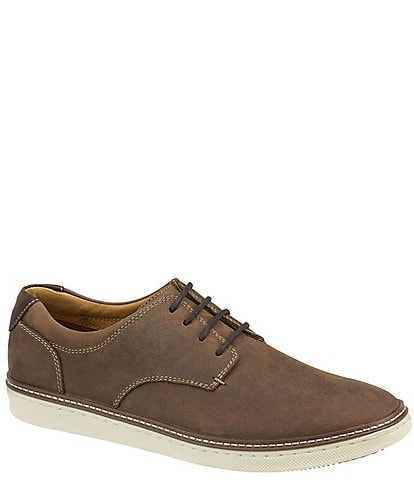 Johnston & Murphy Men's  McGuffey Plain Toe Shoes