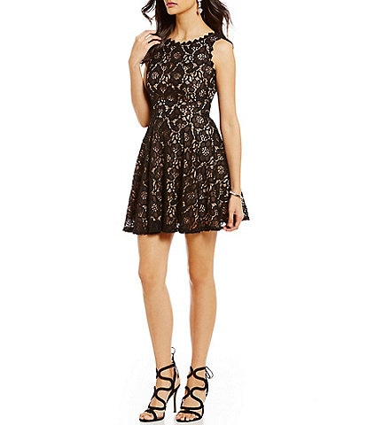 Black Juniors Party Homecoming Dresses Dillards