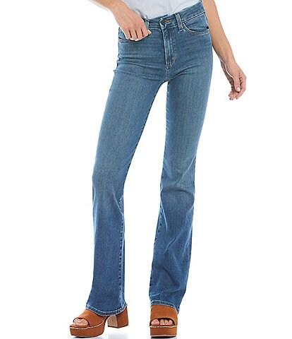 Joe's Jeans Hi Honey Stretch Denim Bootcut Jeans